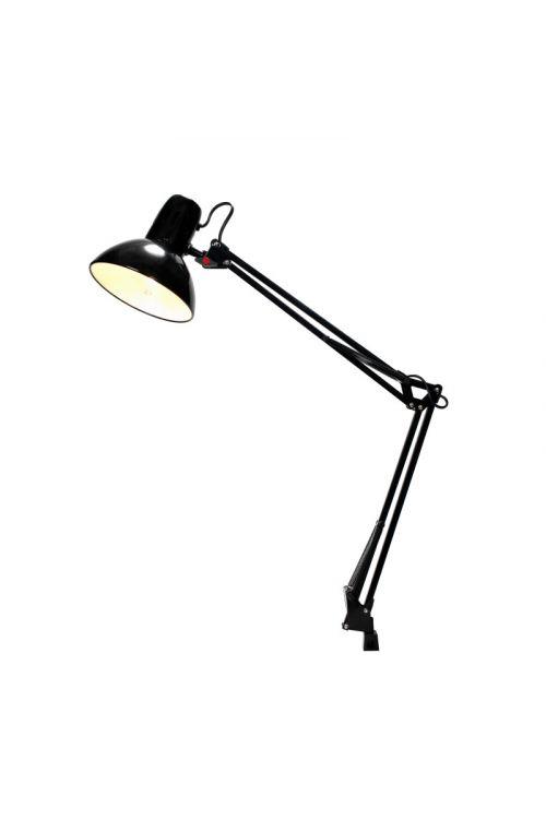 Namizna svetilka Ferotehna Isabella (60 W, 16 x 16 x 120 cm, E27, črna)