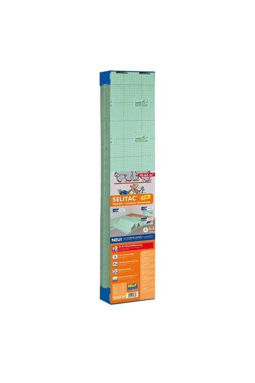 Protihrupna podloga Selitac (debelina 3mm, 10,63 m2)