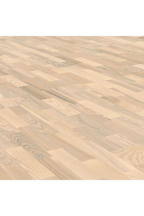 Parket LOGOCLIC (beli jesen, 1100 x 180 x 11 mm)