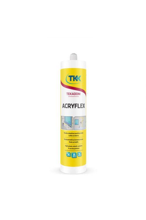 Akrilna tesnilna masa Tekadom Acryflex (bela, 300 ml)
