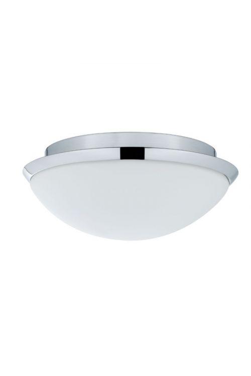 Stropna svetilka Paulmann Biabo (18 W, premer: 25 cm, višina: 10,5 cm, E27, krom)