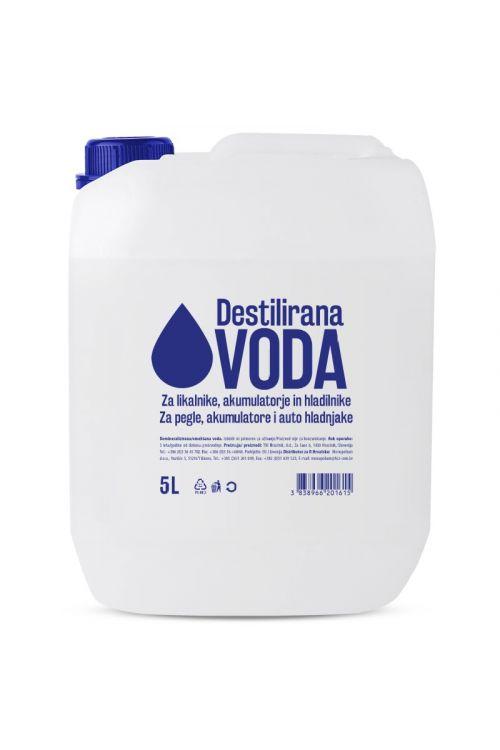 Destilirana voda (5 l)