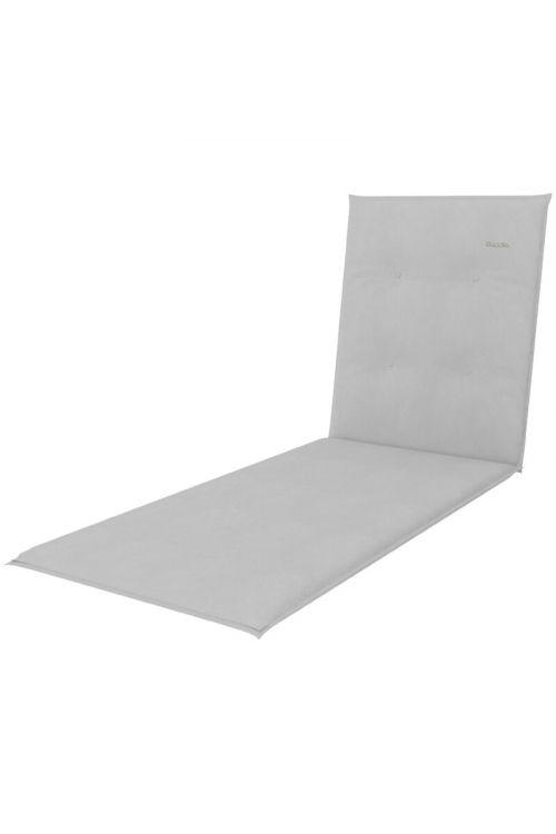 Blazina za ležalnik Look (d 195 x š 58 cm, sive barve)
