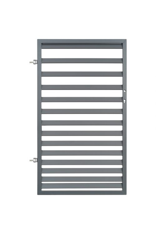 Ograjna vrata Polbram Selena (90 x 150 cm, leva, pocinkana)