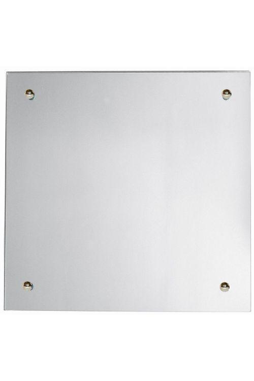 IR stekleni radiator (350 W, 50 x 50 cm, ogledalo)