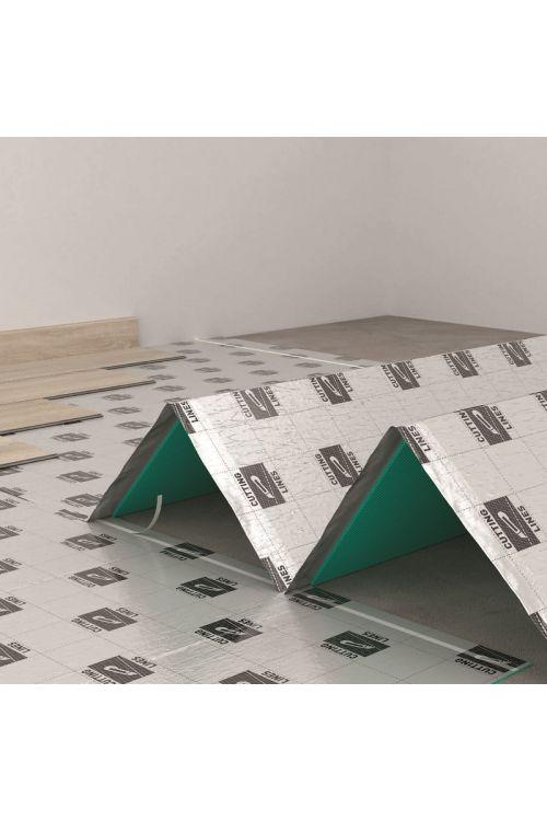 Podloga za laminat LOGOCLIC Extra Aquastop Smart (10,03 m2, 8,5 x 1,18 m)