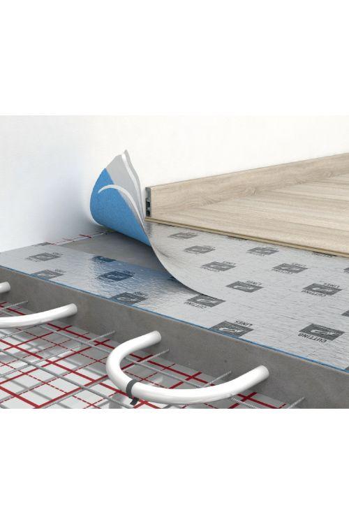 Podloga za laminat LOGOCLIC Expert Aquastop (10 m2, 1 x 10 m)