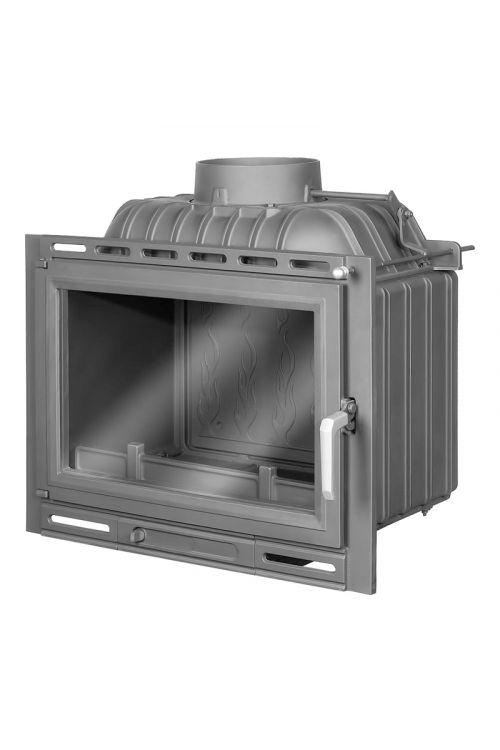 Kaminski vložek Domofire Eco (13,7 kW, velikost ogrevanega prostora: 342 m3, antracit)