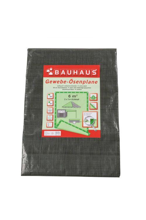 Pokrivna ponjava BAUHAUS ( 2 x 3 m, temno zelena, 140 g/m²)