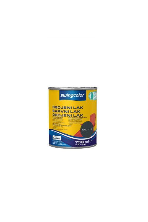 Barvni lak SWINGCOLOR (barva: antracit; 750 ml)