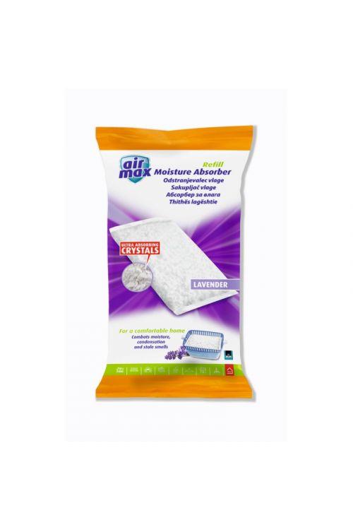 Polnilna vrečka za odstranjevalec vlage BISON AIR MAX (1 kg, z vonjem sivke)