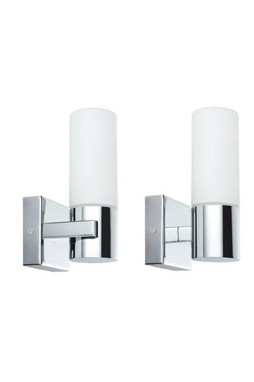 Zidna kopalniška svetilka Gamini (2 X 20 W, E14)