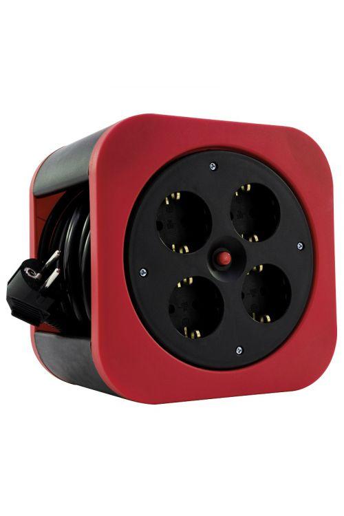Podaljšek REV S-BOX Kabelbox (10 m, rdeča barva)