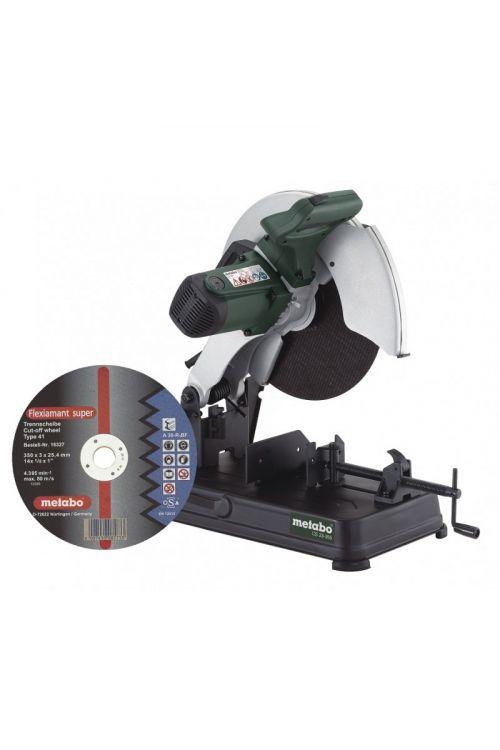 Rezalnik za kovino Metabo CS 23-355 (2.300 W, 4.000 vrt./min)