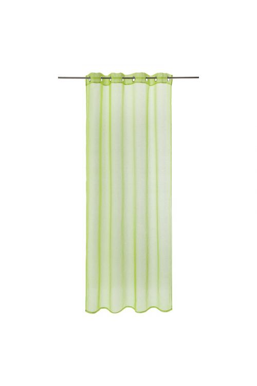 Zavesa Mia (135 x 245 cm, zelena)