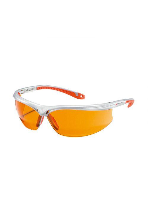 Zaščitna očala Zekler 45 HC/AF (barva: oranžna)