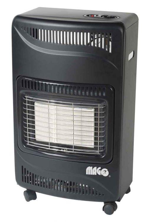Plinska peč MAGG 110070 (4,2 kW, velikost ogrevanega prostora: 150 m3)