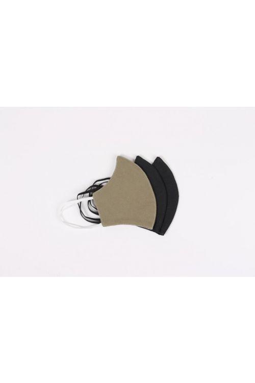 Pralna maska z elastiko Viki (3 kosi, moška, tekstilni izdelek)