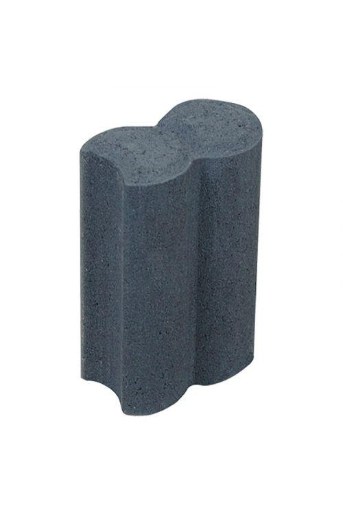 Dvojni element za palisado (antracit, 9 x 6 x 15 cm)