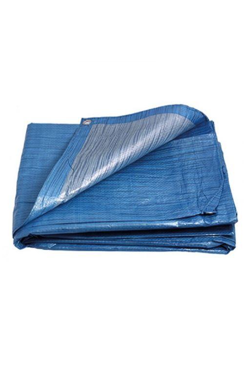 Pokrivna ponjava 70 g/m2 (4 x 5 m, modra)