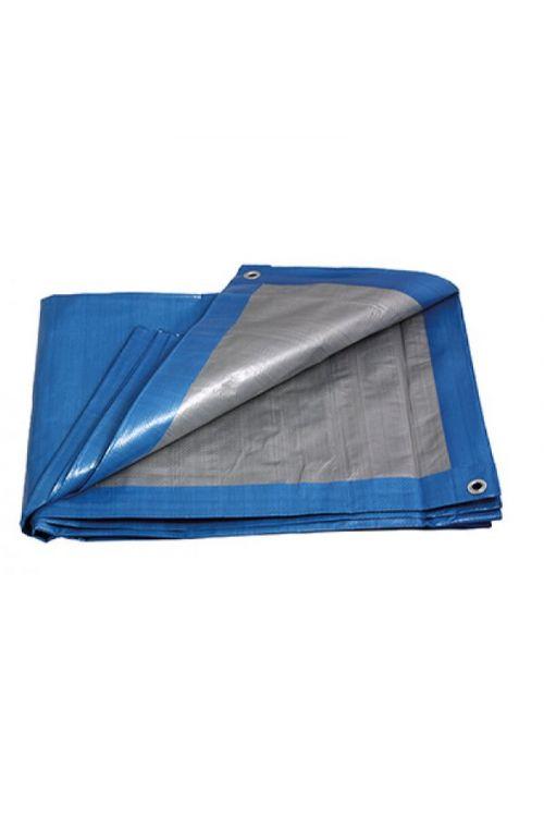 Pokrivna ponjava 140 g/m2 (3 x 4 m, modra)