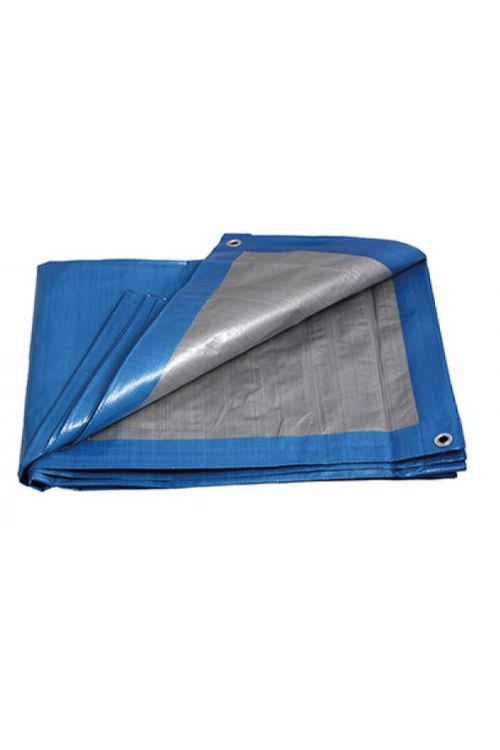 Pokrivna ponjava 140 g/m2 (5 x 8 m, modra)