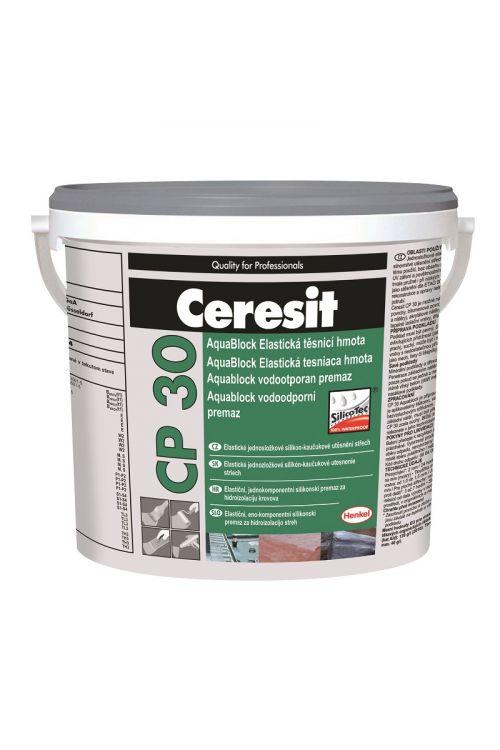 Hidroizolacijski univerzalni silikonski premaz Ceresit CP 30 Aquablock (5 kg, barva: siva)
