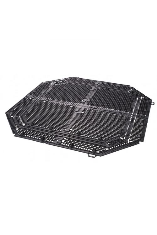 Talna mreža kompostnika ECO King 600 l (plastika, črna)