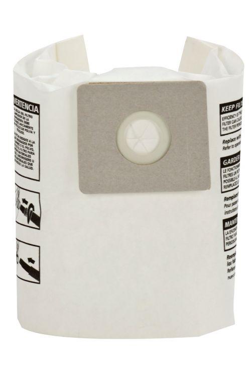 Vrečke za sesalnik Shop Vac Micro 10 (5 kosov)