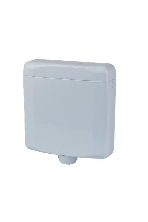 Kotliček SP130 (bela, količina vode 6-9 l, stop tipka, nizka montaža, 40 x 39,5 x 12 cm)
