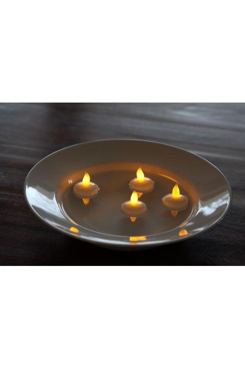 LED set plavajočih sveč (4 kosi)
