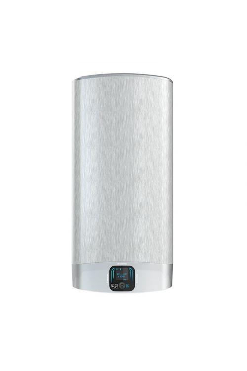 Grelnik vode Ariston Velis EVO PLUS 50 EU (50 l, 1,5 kW, pametni zaslon, srebrna, vertikalna ali horizontalna montaža, 77,6 x 50,6 x 27 cm)