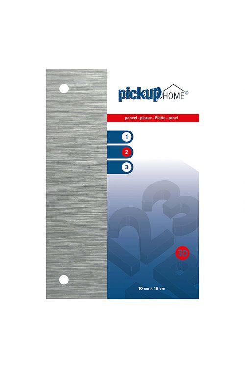 Tabla Pickup (10 x 15 cm, aluminij)