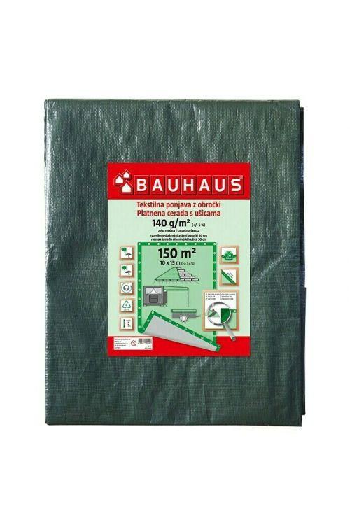 Pokrivna ponjava 140 g/m2 (10 x 15 m, olivno zelena)