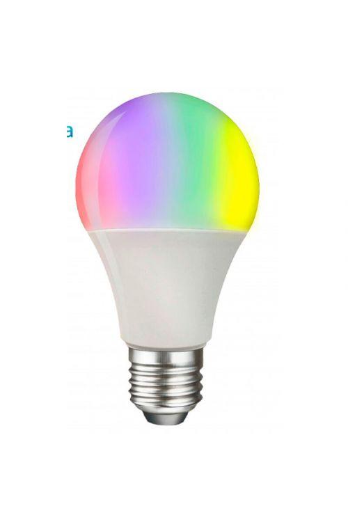 LED sijalka SWISSTONE Smart Home SH 340 (9 W, 806 lm, RGB, E27)