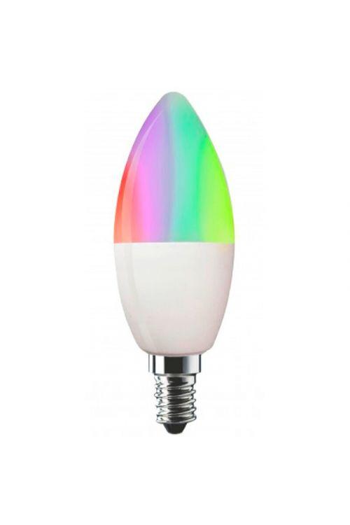 LED sijalka SWISSTONE Smart Home SH 320 (4,5 W, 350 lm, RGB, E14)