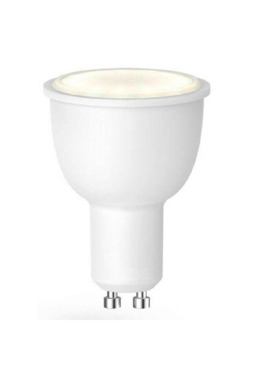 LED sijalka SWISSTONE Smart Home SH 350 (4,5 W, 380 lm, 2.700–6.500 K, GU10)