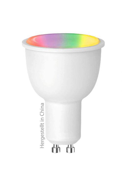 LED sijalka SWISSTONE Smart Home SH 360 (4,5 W, 380 lm, RGB, GU10)