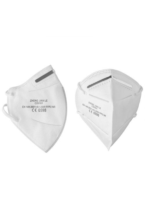 Polobrazna zaščitna maska FFP2 NR (10 kos)