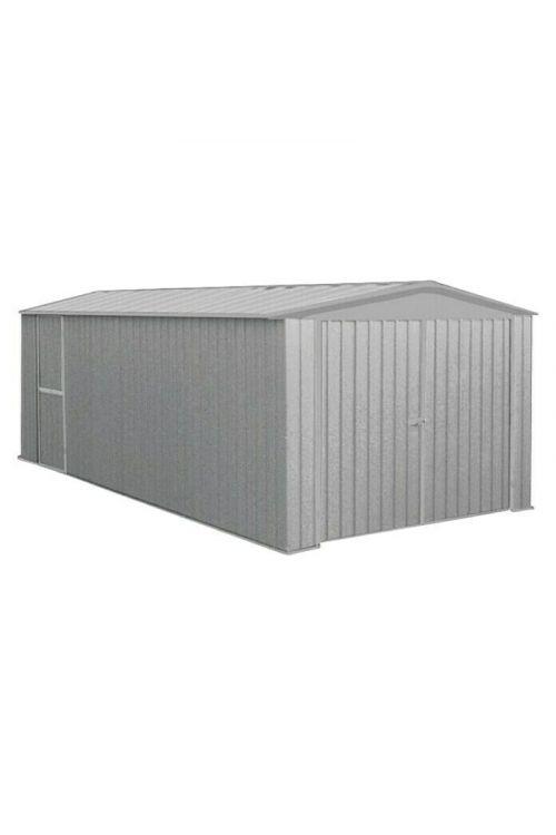 Kovinska garaža Melton (450 x 300 x 206 cm)
