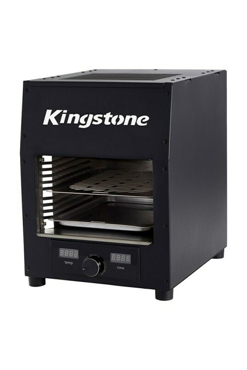 Električni žar KINGSTONE Angry beast (2 kW, površina za peko: 29 x 24 cm, pladenj za maščobo)