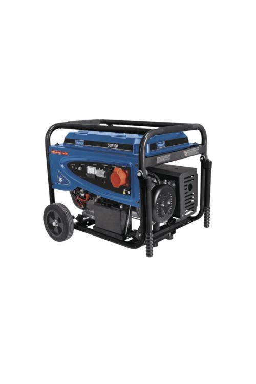 Agregat Scheppach SG700 (5,5 kW, rezervoar: 25 l, 420 cm³)