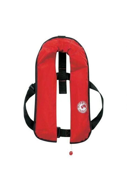 Rešilni jopič Marinepool ISO Classic (od 40 kg, 150 N, rdeče barve)