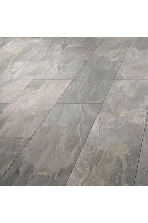 Vinilna talna obloga ElementPro Silver Lining LOGOCLIC (600 x 295 x 5 mm, imitacija kamna)