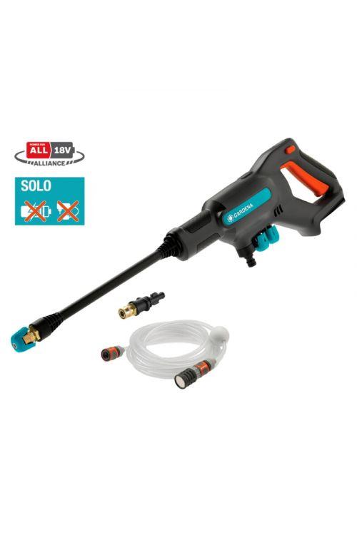 Akumulatorski srednjetlačni čistilnik Gardena AquaClean 24/18V P4A (250 l/h, brez baterije)