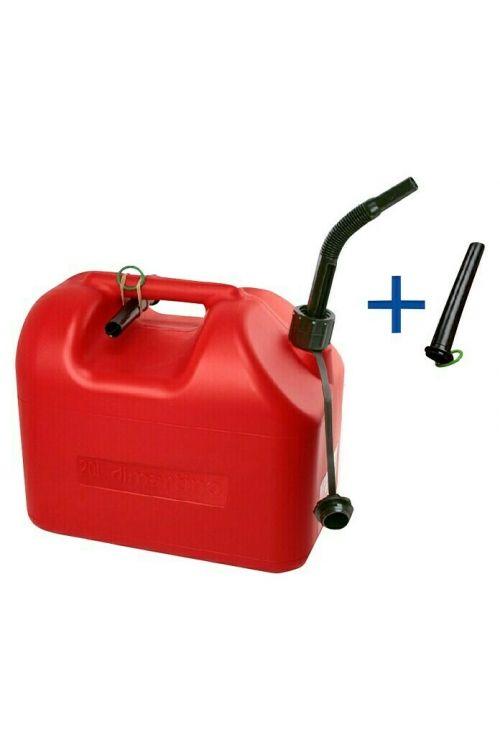 Posoda za gorivo (20 l, plastična)