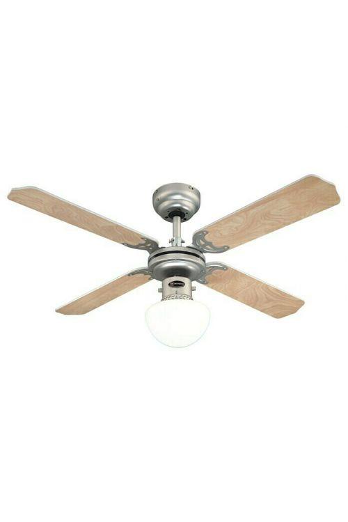 Stropni ventilator Proklima Bungonia (105 cm, barva javorja, 60 W)