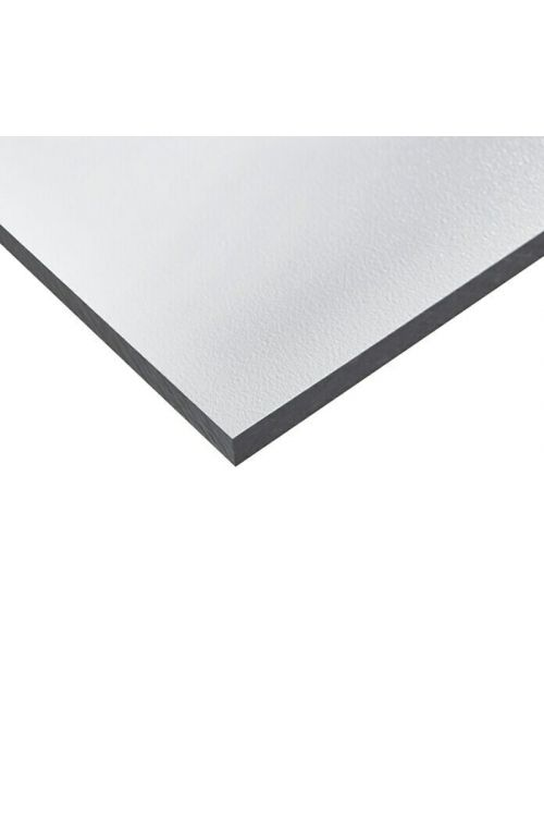 Večnamenska plošča (2650 x 1250 x 6 mm, bela)
