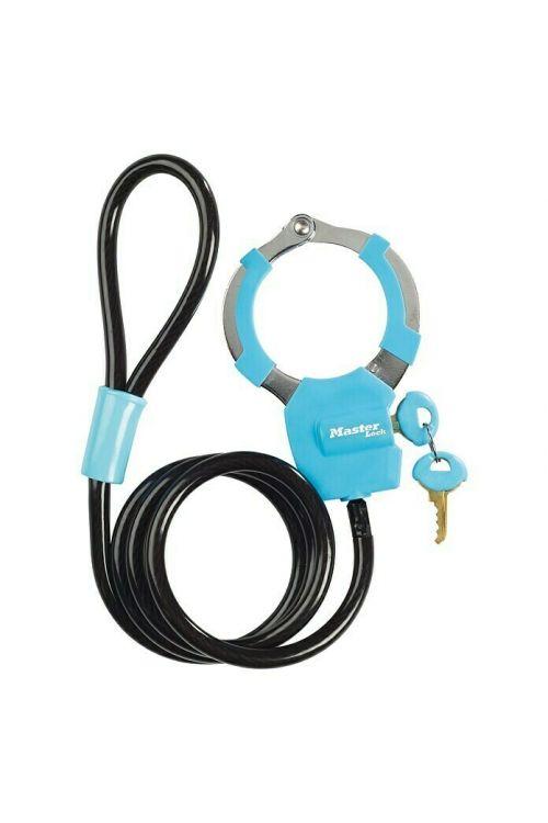 Ključavnica MasterLock Street Cuff (dolžina: 100 cm, premer: 8 mm, stopnja varnosti: 6)