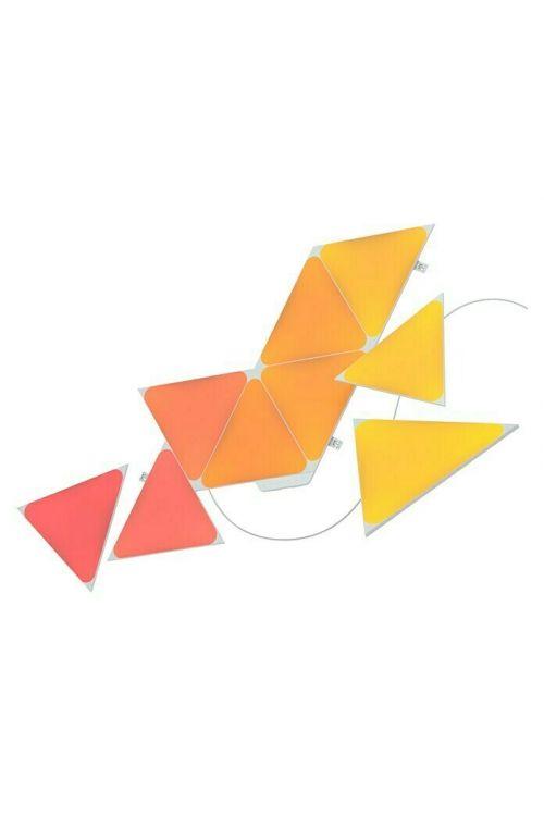 Začetni set Nanoleaf LED trikotniki 2. generacija (1,7 W, d 23 cm x š 20 cm x v 1 cm, 9-delni)